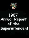 1987 Annual Report of the Superintendent - United States Military Academy