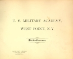 U.S. Military Academy, West Point, N.Y.: photo-gravures